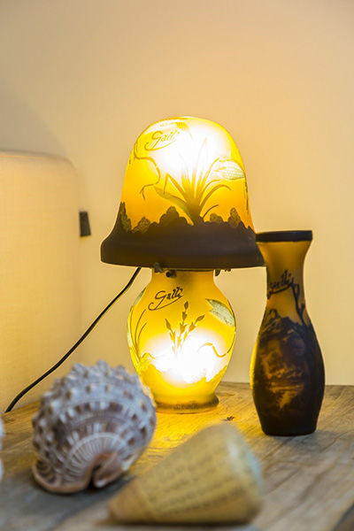 Galle lamps, home decor